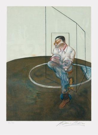 Литография Bacon - Étude pour un portrait de John Edwards