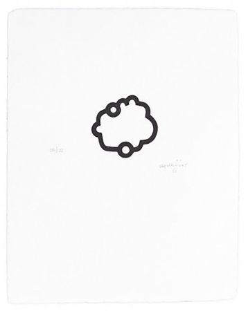 Офорт Chillida - 02 Libro Aromas-1