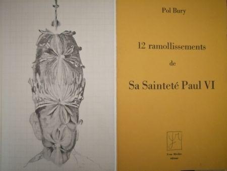 Иллюстрированная Книга Bury - 12 ramollissements de sa Sainteté Paul VI