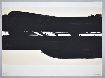Литография Soulages - 18 000 €