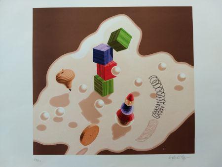 Литография Vasarely - 56/200