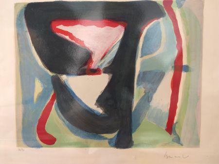 Литография Van Velde - 57/90