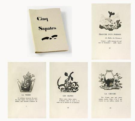 Иллюстрированная Книга Braque - 5 sapates