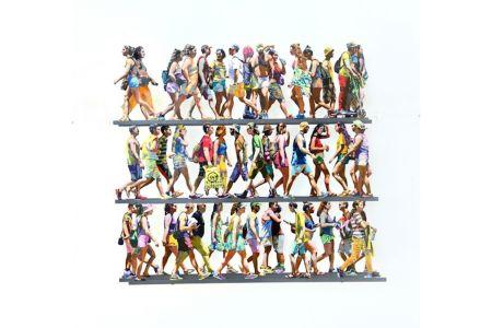 Многоэкземплярное Произведение Gerstein - 5th Avenue O - Gay Parade