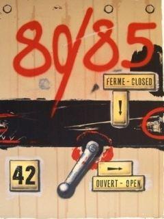 Литография Klasen - 80/85