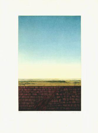 Офорт И Аквитанта Cox - A Brick Too Many
