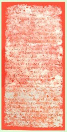 Литография Myles - A History of Type Design /William Caslon, 1692-1766 (London, England)
