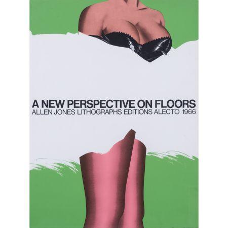 Афиша Jones - A new perspective on floors 1966