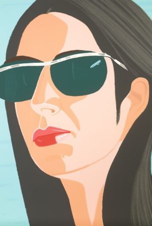 Сериграфия Katz - Ada with Sunglasses (Alex and Ada Suite)