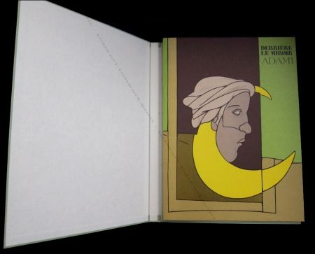 Иллюстрированная Книга Adami - Adami - Derrière Le Miroir N°239 De Luxe.