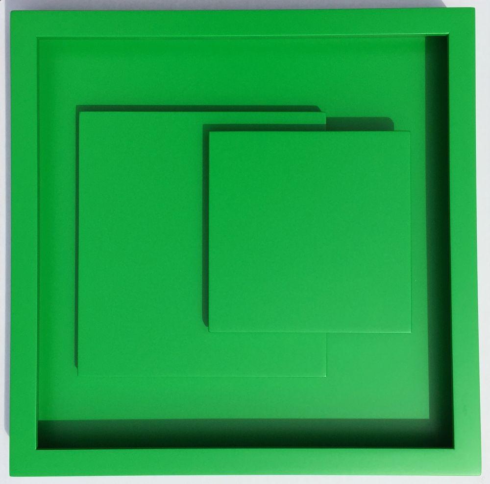 Гравюра На Дереве Claisse - ADN vert