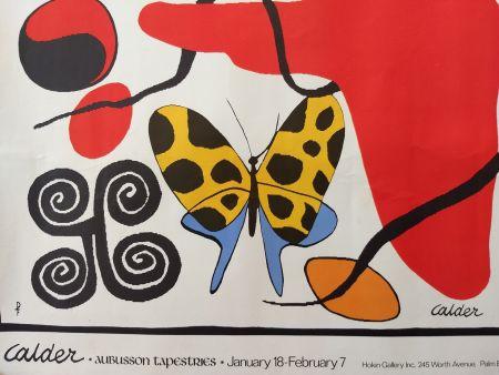 Литография Calder - Affiche