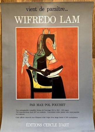 Гашение Lam - Affiche Monographie Lam