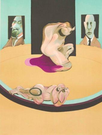 Литография Bacon - Affiche Pour  Le Metropolitan Museum Of Art, Ny