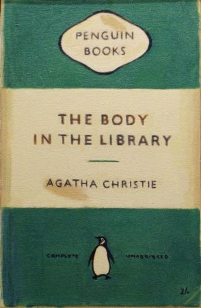 Нет Никаких Технических Hannah - Agatha Christie - The Body in the Library