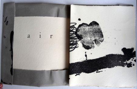 Иллюстрированная Книга Tapies - Air - Tàpies André Du Bouchet - Maeght