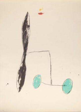 Литография Riera I Aragó - A.L. Barcelona' 91