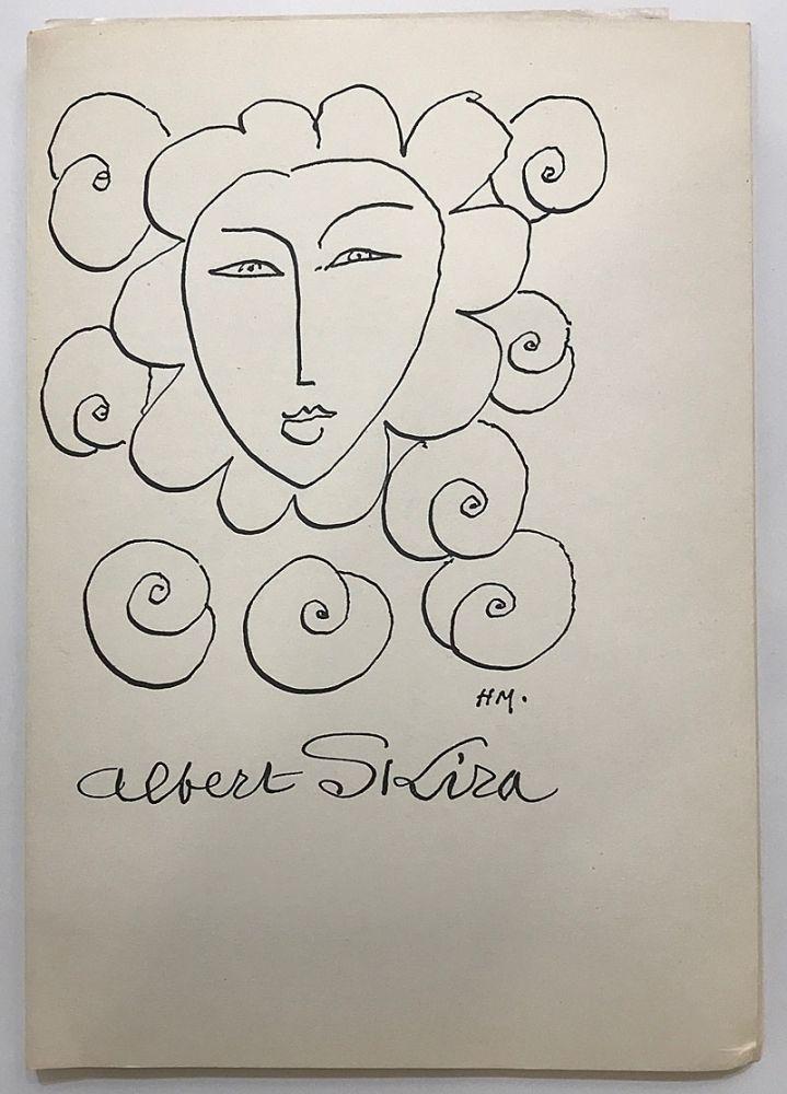 Иллюстрированная Книга Matisse - Albert Skira - Vingt ans d'activité (1948)