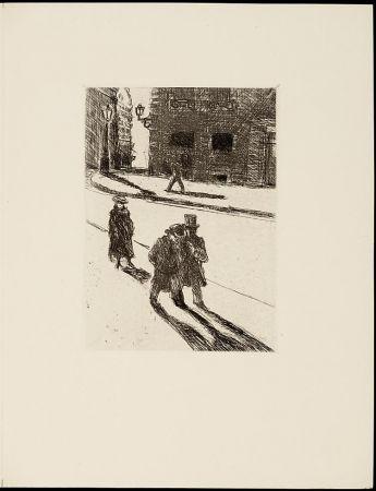 Иллюстрированная Книга Valery - Album de Monsieur Teste par Paul Valéry. Avec des gravures de l'auteur.