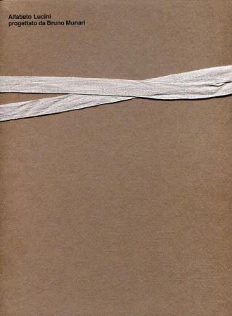 Иллюстрированная Книга Munari - Alfabeto Lucini