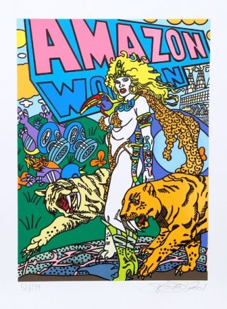 Литография Erro - Amazon