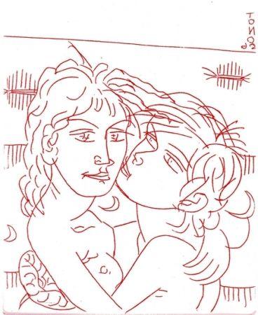 Иллюстрированная Книга Zancanaro - Amen. Per una donna. Per Euridice