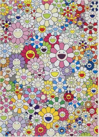 Гашение Murakami - An homage to Yves Klein