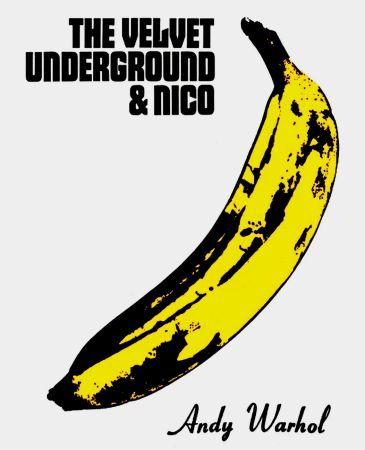 Литография Warhol - Andy Warhol 'The Velvet Underground & Nico' 1967 Plate Signed Original Pop Art Poster