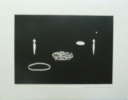 Литография Kuroda - Angel City II