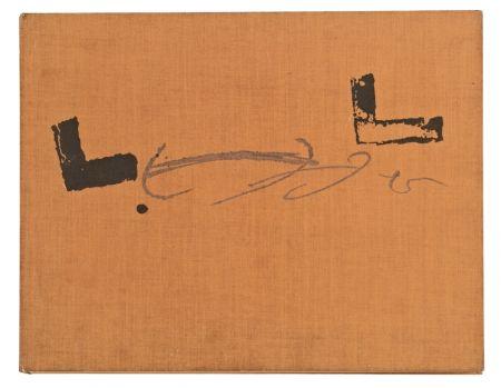 Иллюстрированная Книга Tapies - Antoni Tàpies Y Jorge Guillén Repertorio De Junio