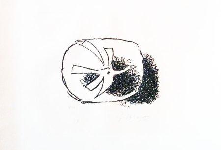 Офорт И Аквитанта Braque - Aout