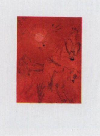 Гравюра Ponc - Apocalipsis