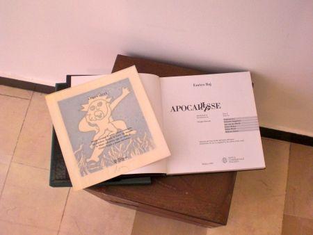Иллюстрированная Книга Baj - Apocalisse
