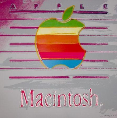 Сериграфия Warhol - Apple (FS II.359) Trial Proof