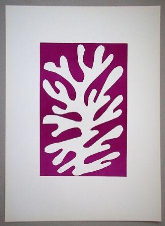 Литография Matisse - Arbre De Neige
