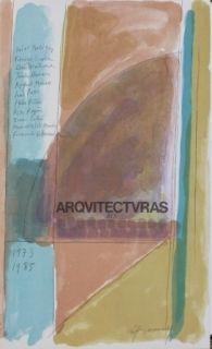 Литография Ràfols Casamada - ARCHITECTES