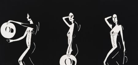Многоэкземплярное Произведение Katz - Ariel Black