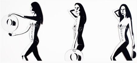 Многоэкземплярное Произведение Katz - Ariel (Cutout)