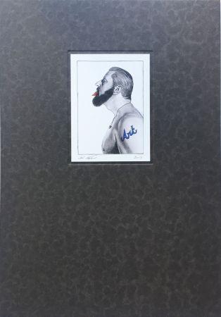 Collograph Fabre - Art