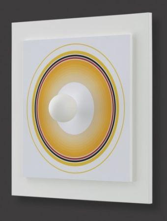 Монотип Asis - Asistype 9 - boule sur cercle