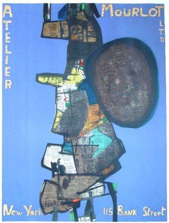 Литография Esteve - Atelier Mourlot