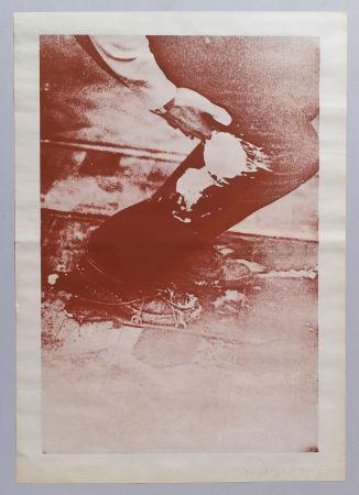 Сериграфия Beuys - Aus Eurasienstab