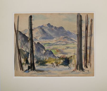 Нет Никаких Технических Ludwig - Ausblick ins Tal (Valley View)