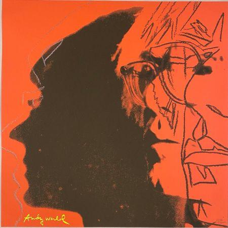 Гашение Warhol - Autoportrait