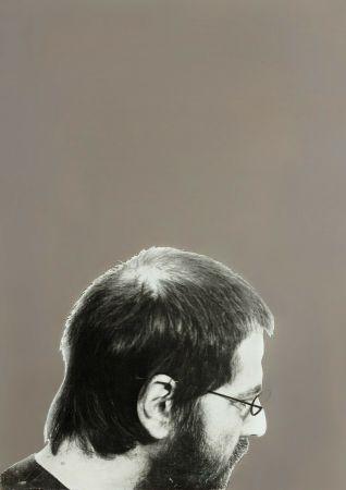 Сериграфия Pistoletto - Autoritratto, 1970