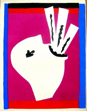 Литография Matisse - Avaleur De Sabres De La Serie Jazz