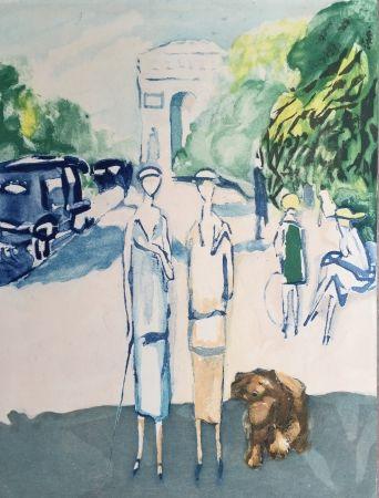 Нет Никаких Технических Van Dongen - Avenue Du Bois De Boulogne