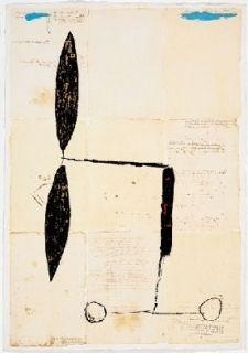 Многоэкземплярное Произведение Riera I Aragó - Avió hèlix daurada sobre manuscrits