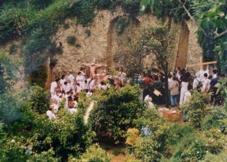 Фотографии Nitsch - Azione N. 96 – Giardini S. Martino A Napoli