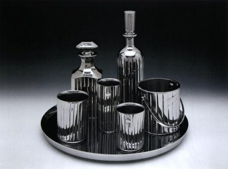 Литография Koons - Baccarat Crystal Set